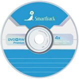 Диск DVD+RW 4.7Gb Smart Track 4x Slim, ST000303